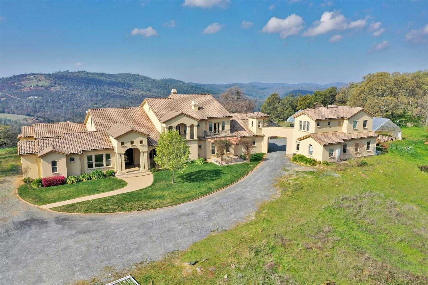 $2,995,000 - 7Br/10Ba -  for Sale in Placerville