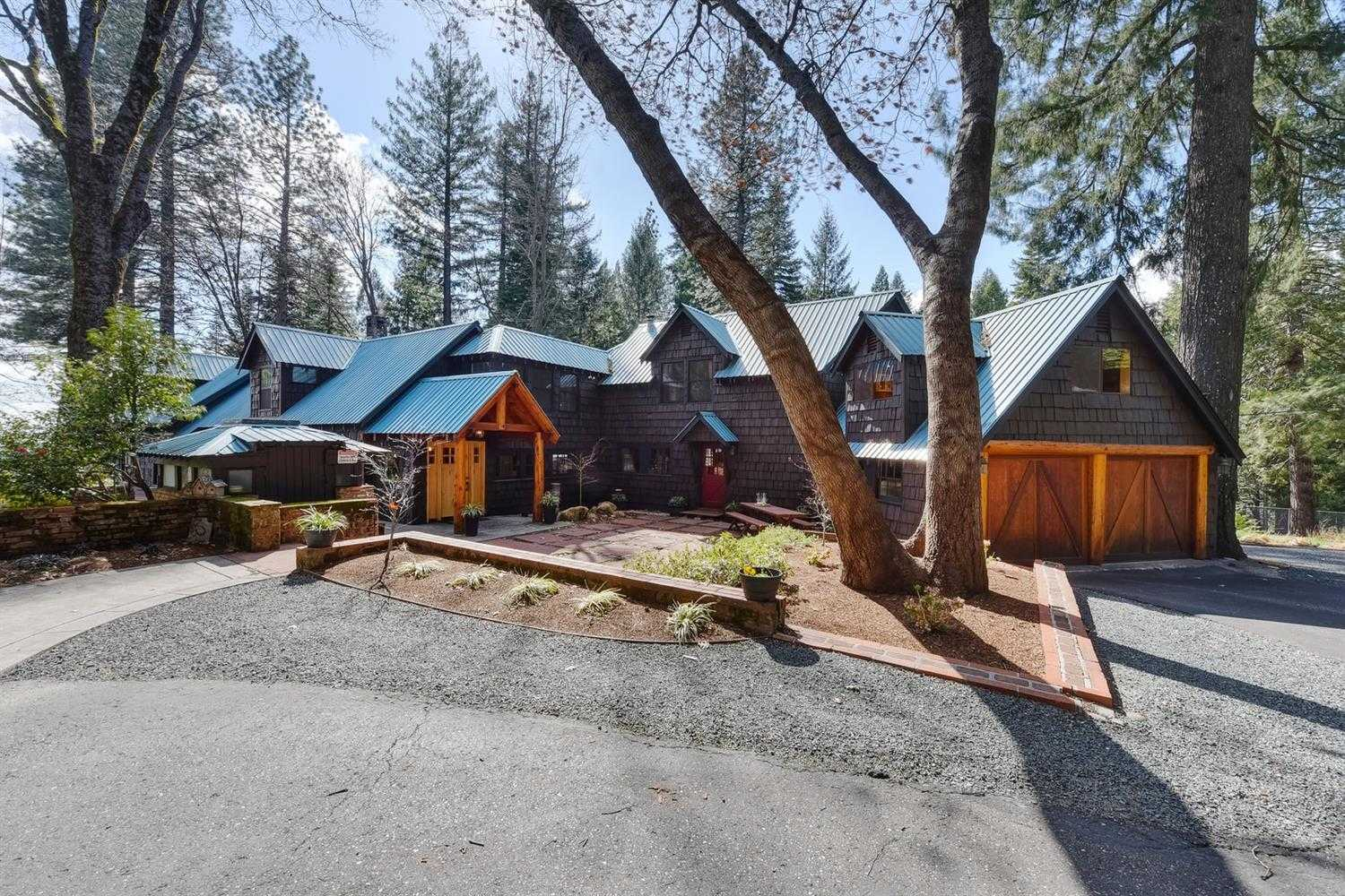 $2,799,000 - 11Br/7Ba -  for Sale in Nevada City