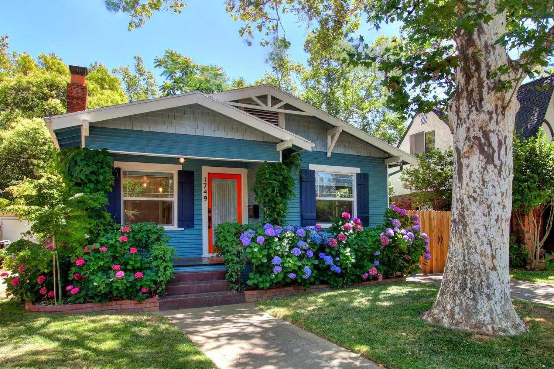 $549,000 - 3Br/1Ba -  for Sale in East Sac, Sacramento