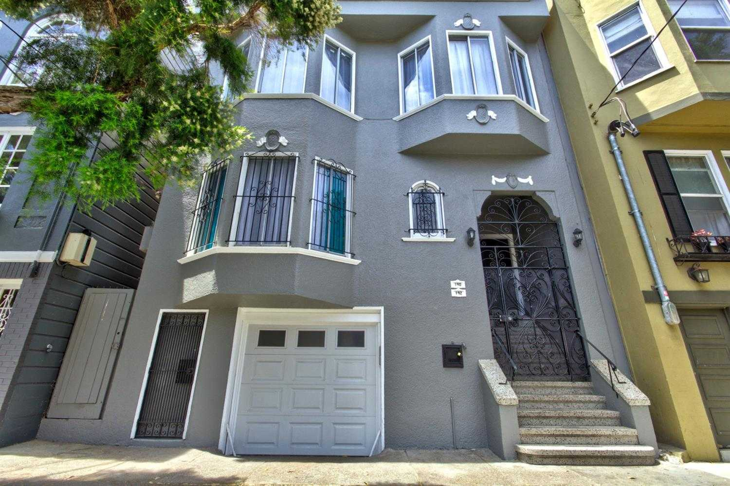 $3,000,000 - 5Br/2Ba -  for Sale in San Francisco