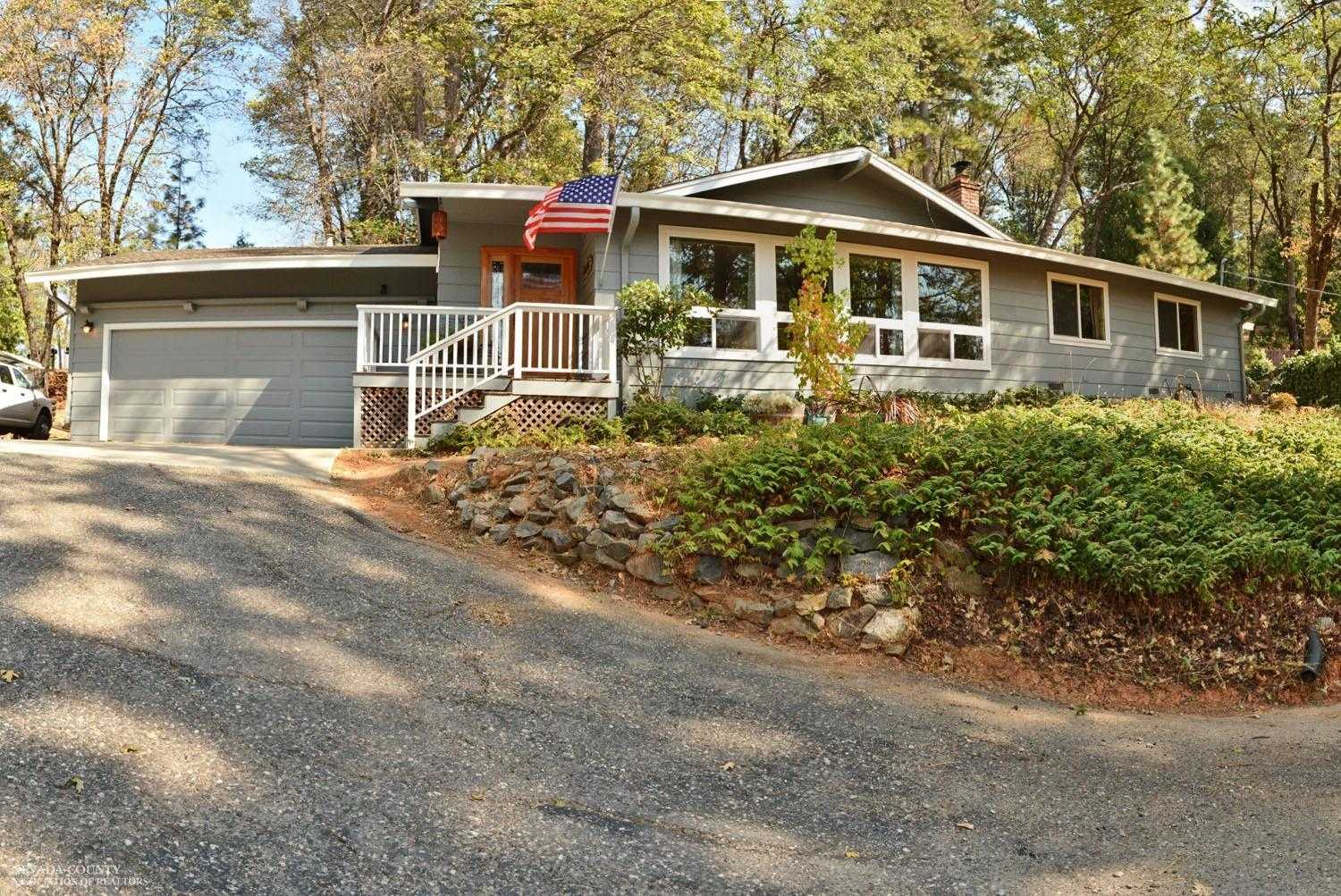 $442,000 - 4Br/2Ba -  for Sale in Nevada City