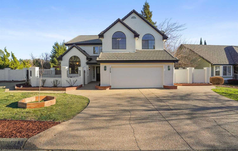 779 Oak Crest Circle Placerville, CA 95667