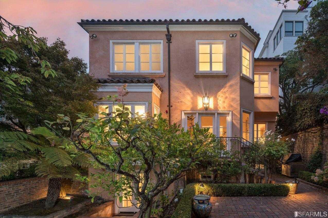 $6,750,000 - 6Br/7Ba -  for Sale in San Francisco