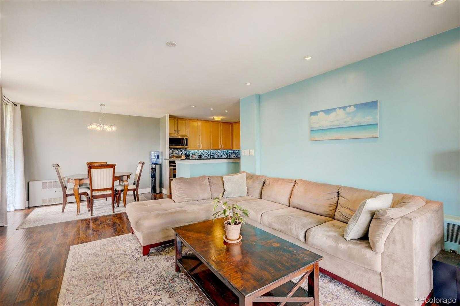 $375,000 - 2Br/1Ba -  for Sale in Cheesman Park, Denver