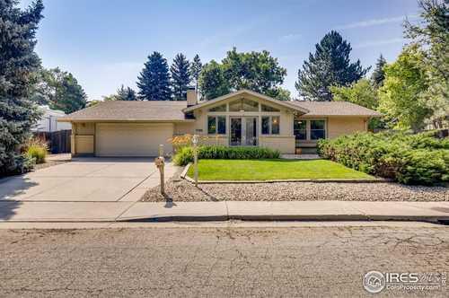 $825,000 - 4Br/1Ba -  for Sale in Gunbarrel Estates, Longmont