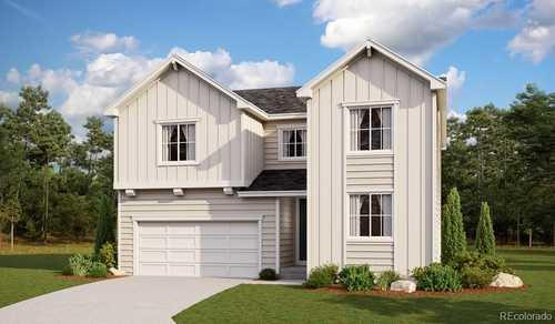 $651,918 - 5Br/4Ba -  for Sale in Hansen Ranch, Colorado Springs