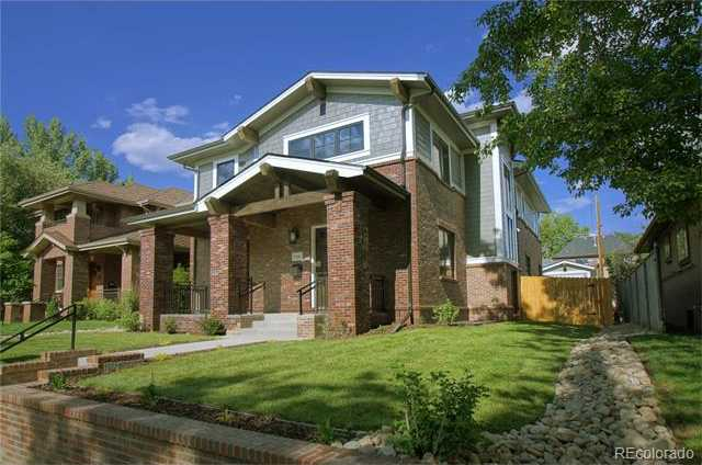 New Homes Denver CO Construction In