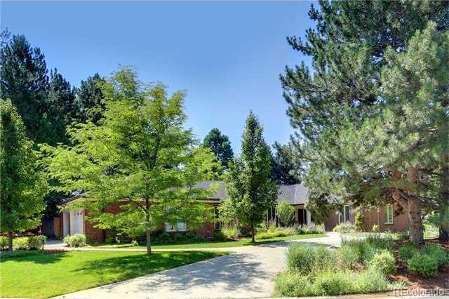 $1,300,000 - 5Br/5Ba -  for Sale in Cherry Hills North, Englewood