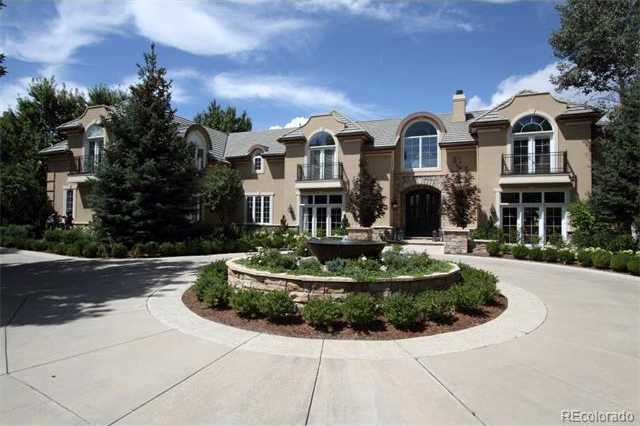 $2,995,000 - 5Br/6Ba -  for Sale in Buell Mansion, Cherry Hills Village