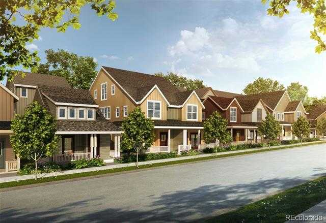 $487,000 - 3Br/3Ba -  for Sale in Iron Works Village, Englewood