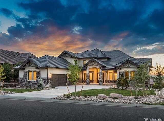 $2,075,000   4Br/5Ba   For Sale In Backcountry, Highlands Ranch ...