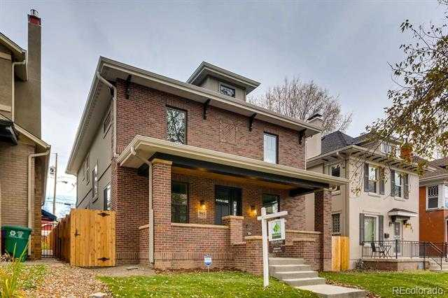$1,450,000 - 5Br/4Ba -  for Sale in Congress Park, Denver