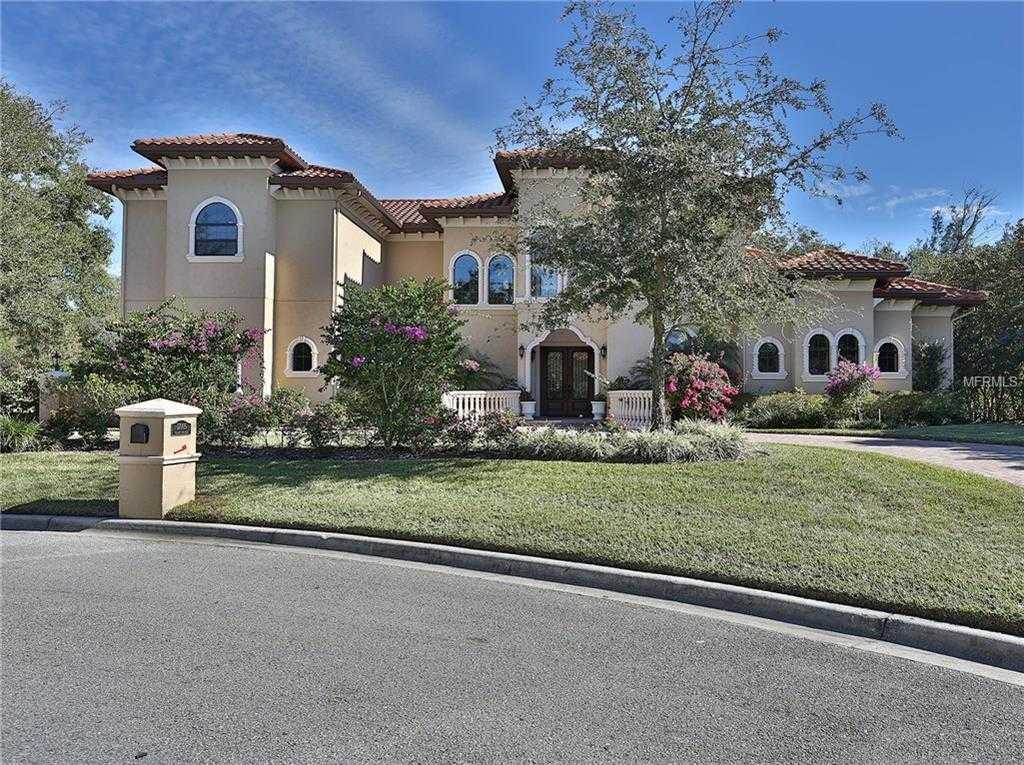 $2,750,000 - 6Br/8Ba -  for Sale in Avila Unit 17b6, Tampa