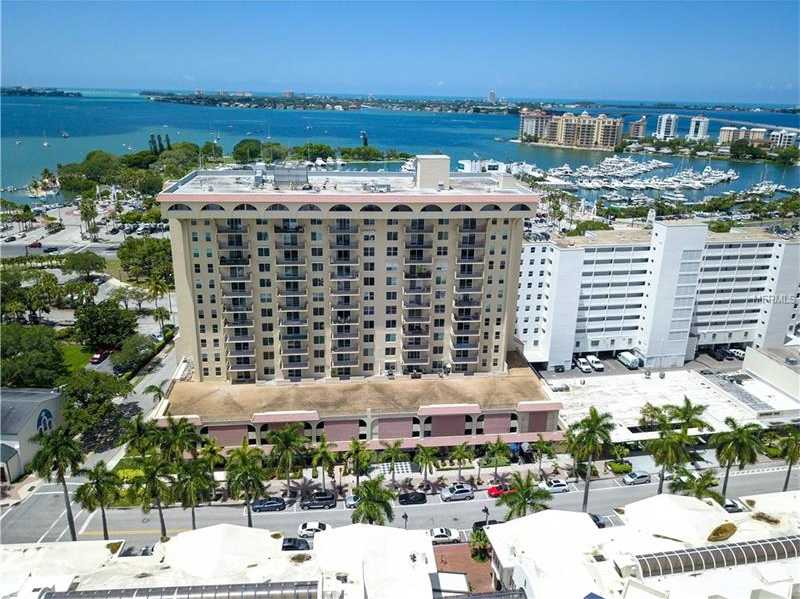 $398,977 - 2Br/2Ba -  for Sale in Dolphin Tower, Sarasota