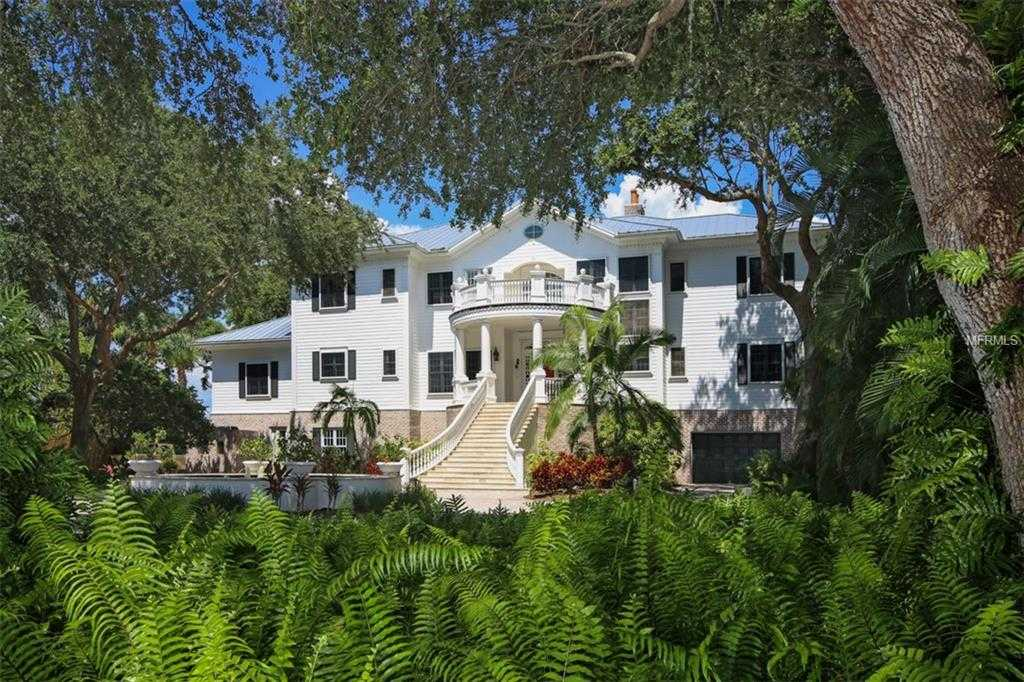 $4,495,000 - 4Br/7Ba -  for Sale in Siesta Key, Sarasota