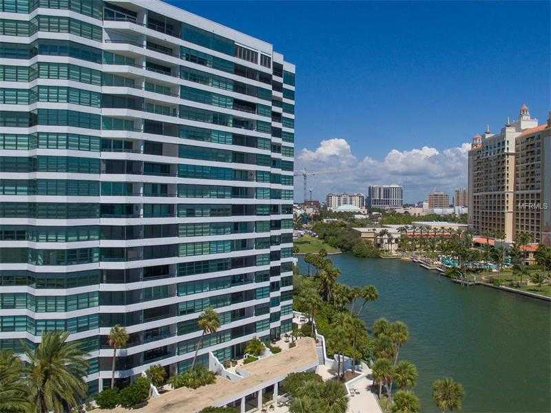 $1,650,000 - 5Br/4Ba -  for Sale in Condo On The Bay Tower I, Sarasota
