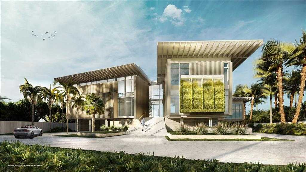 $7,800,774 - 4Br/5Ba -  for Sale in Twitchell Ralph S Siesta Key Prop, Sarasota