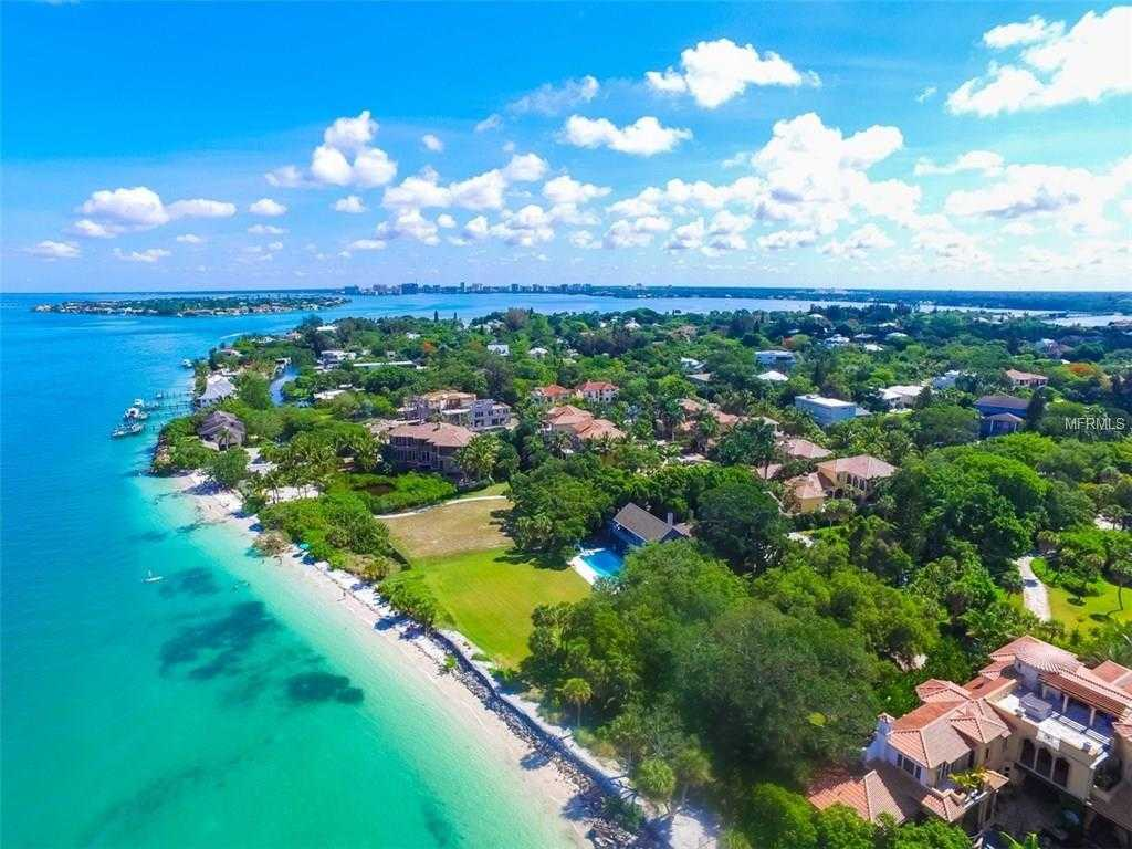 $3,995,000 - 4Br/6Ba -  for Sale in Siesta Rev Of, Sarasota