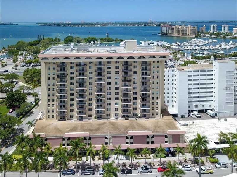 $359,900 - 2Br/2Ba -  for Sale in Dolphin Tower, Sarasota