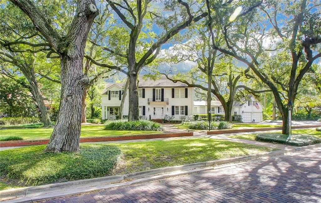 $4,200,000 - 5Br/5Ba -  for Sale in Golf View Park, Tampa