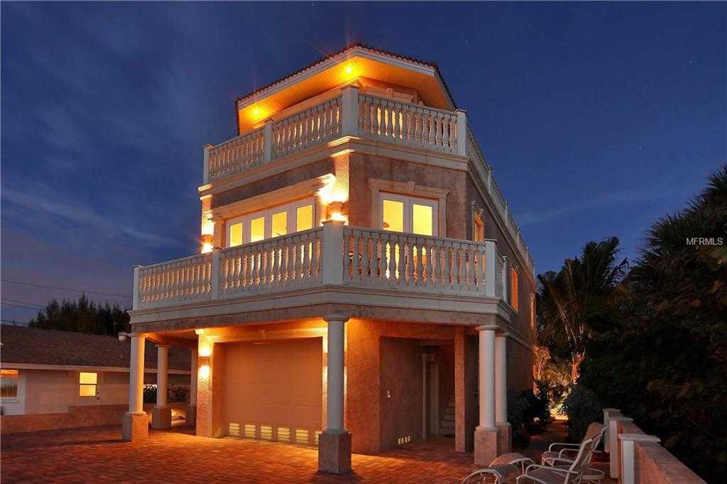 $3,200,000 - 3Br/3Ba -  for Sale in Casanas Sub, Holmes Beach