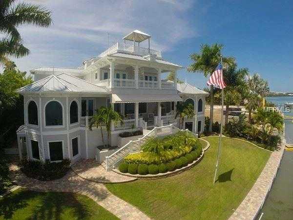 $6,150,999 - 3Br/6Ba -  for Sale in Saint Armands Div John Ringling Estates, Sarasota