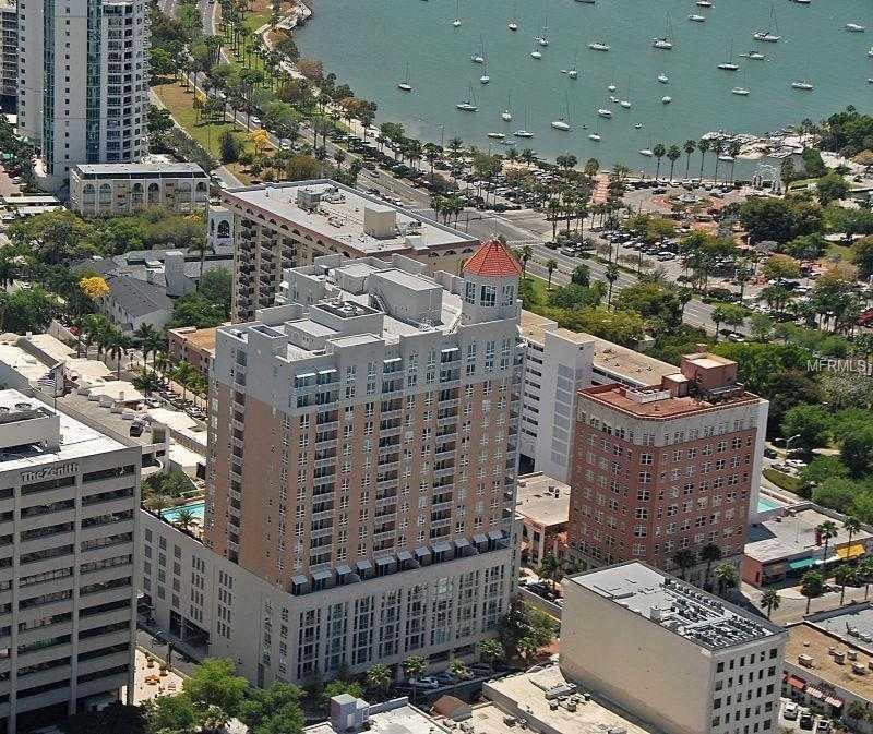 $559,000 - 2Br/2Ba -  for Sale in 1350 Main Residential, Sarasota