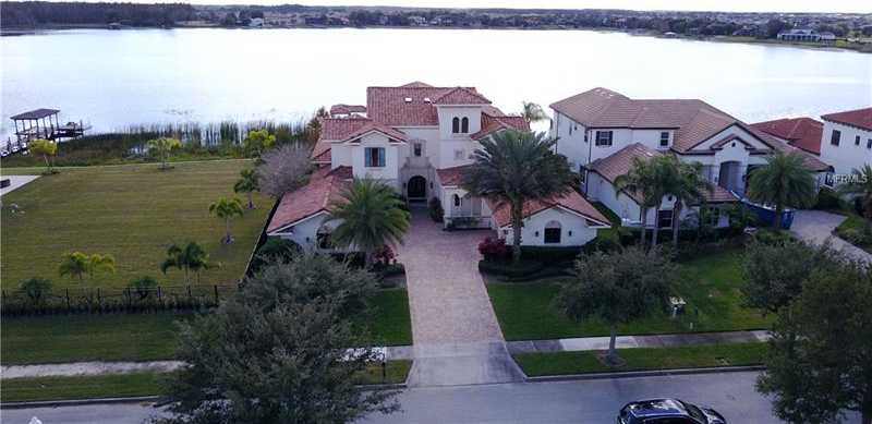 $1,600,000   5Br/6Ba   For Sale In Signature Lakes Prcl 01c, Winter Garden