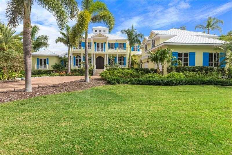 $4,995,000 - 6Br/9Ba -  for Sale in Siesta Rev Of, Sarasota