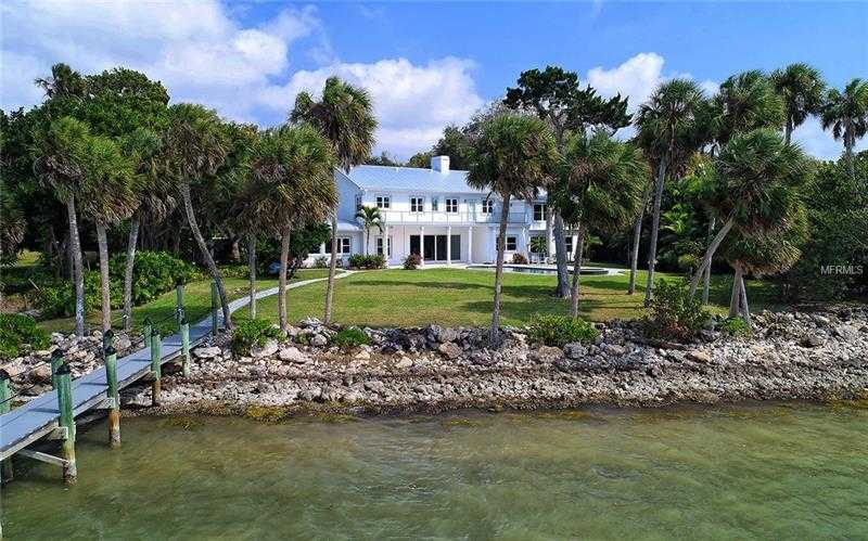 $4,490,000 - 5Br/8Ba -  for Sale in Sarasota Bay Park, Sarasota