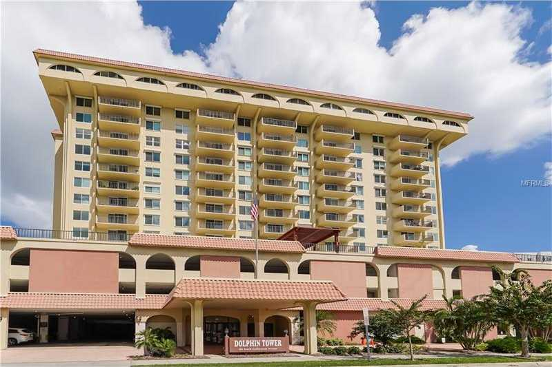 $475,000 - 1Br/2Ba -  for Sale in Dolphin Tower, Sarasota