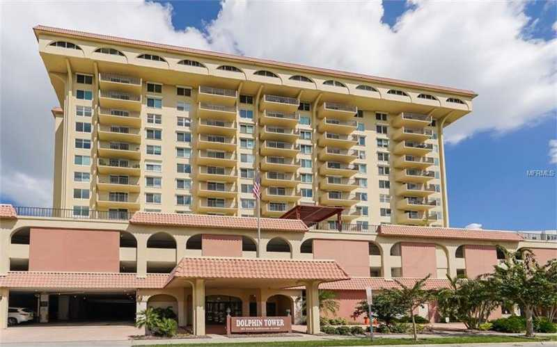 $495,000 - 2Br/2Ba -  for Sale in Dolphin Tower, Sarasota