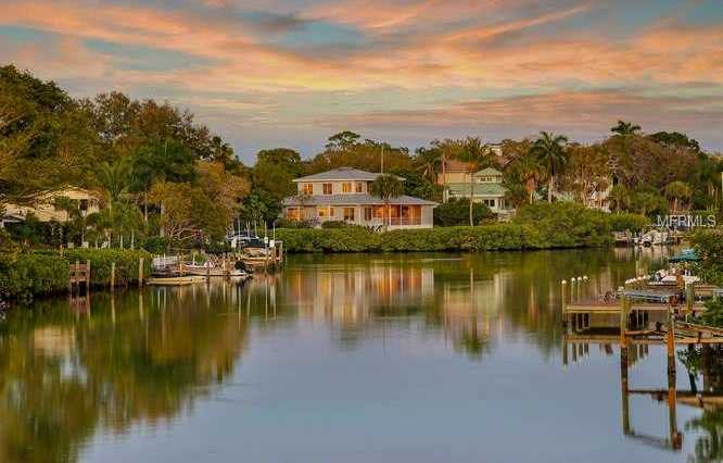 $1,995,000 - 5Br/4Ba -  for Sale in Hudson Bayou, Sarasota