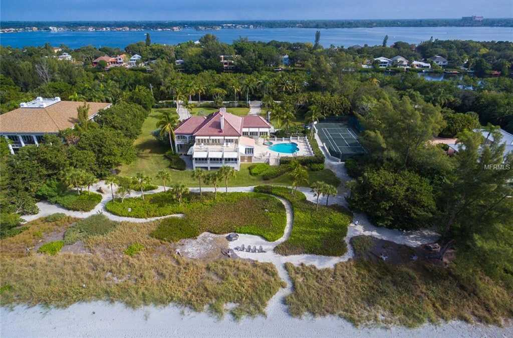$13,900,000 - 7Br/8Ba -  for Sale in Sanderling Club, Siesta Properties Inc, Sarasota