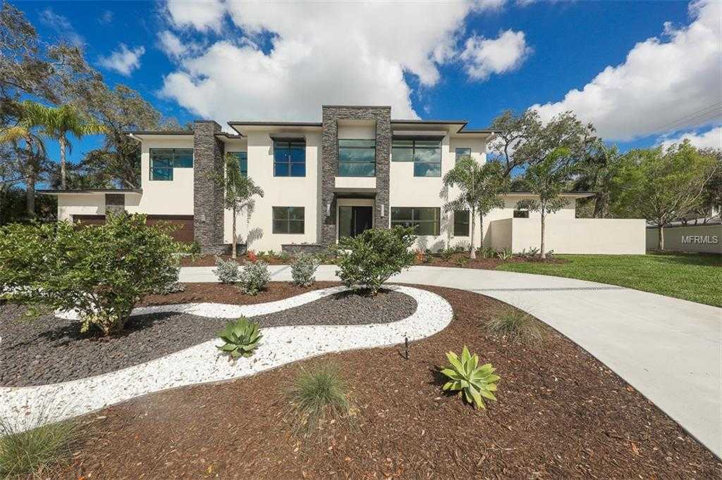 $2,895,000 - 4Br/5Ba -  for Sale in Harbor Acres, Sarasota