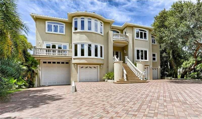 $3,350,000 - 6Br/8Ba -  for Sale in Golf Course & Jungle Sub Rev Map Pt Rep, St Petersburg