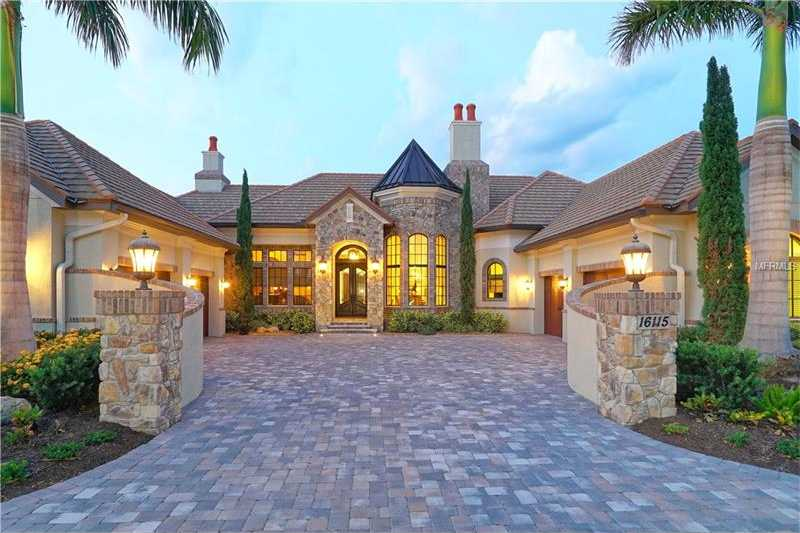 $2,159,000 - 4Br/5Ba -  for Sale in Lake Club Ph I, Lakewood Ranch