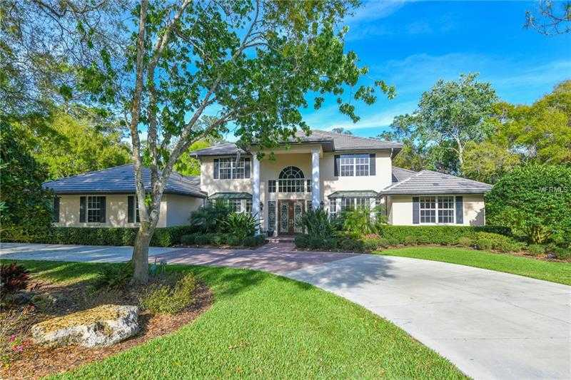 $950,000 - 5Br/4Ba -  for Sale in Laurel Oak Estates Sec 02, Sarasota