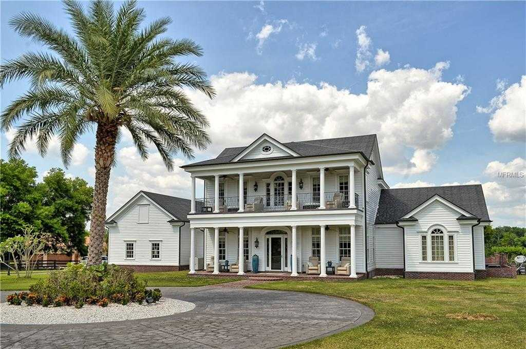 $2,000,000 - 5Br/6Ba -  for Sale in Lake Horseshoe Reserve Sub, Mount Dora