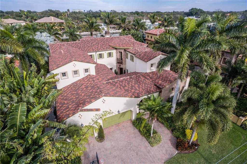 $3,949,000 - 5Br/7Ba -  for Sale in Snell Isle Brightwaters Sec 1 Rep, St Petersburg