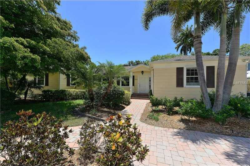 $864,500 - 4Br/3Ba -  for Sale in Avondale Rep, Sarasota