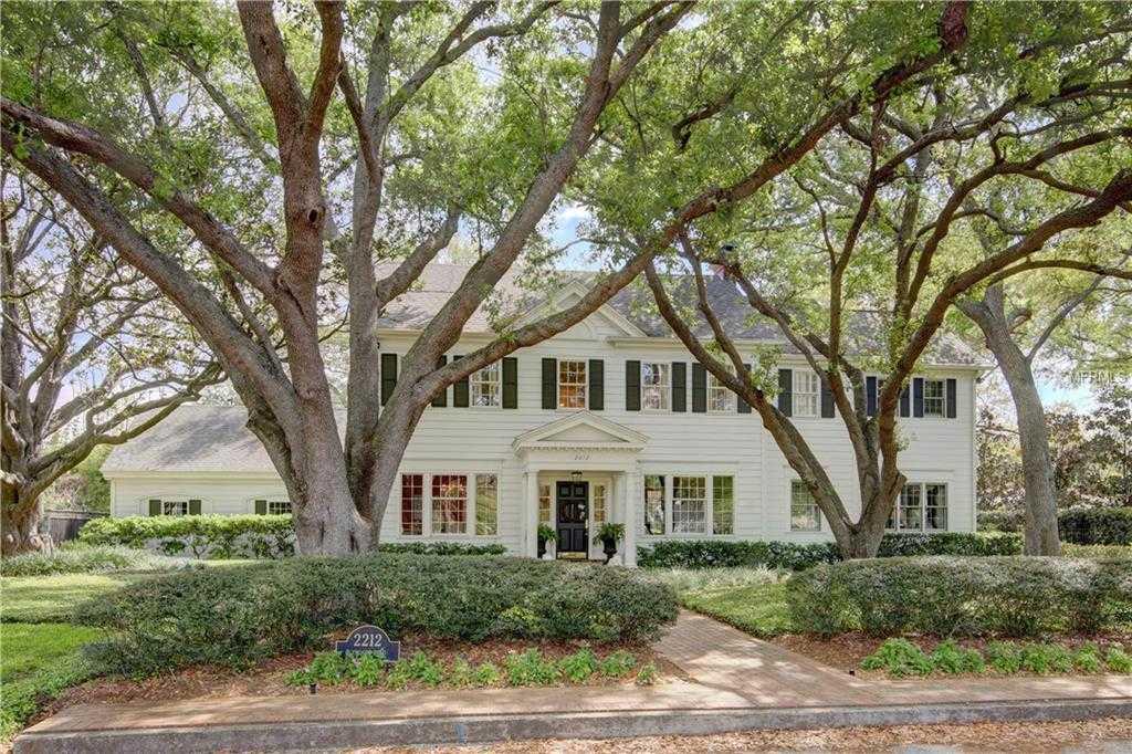 $3,125,000 - 5Br/5Ba -  for Sale in St Andrews Park Rev Map, Tampa