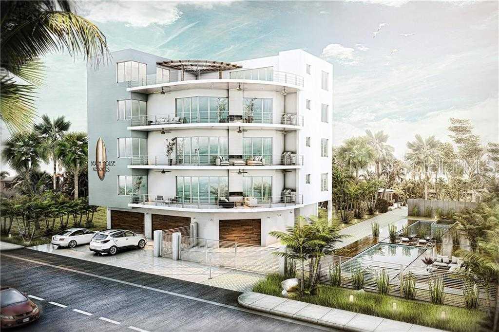 $1,695,000 - 4Br/3Ba -  for Sale in Beach House Residences, Sarasota