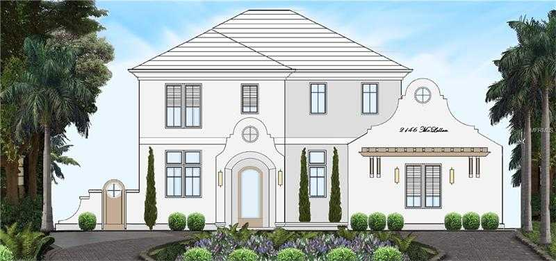 $1,695,000 - 5Br/4Ba -  for Sale in Mcclellan Park Resub, Sarasota