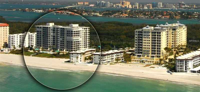 $1,250,000 - 3Br/3Ba -  for Sale in L Elegance On Lido Beach, Sarasota