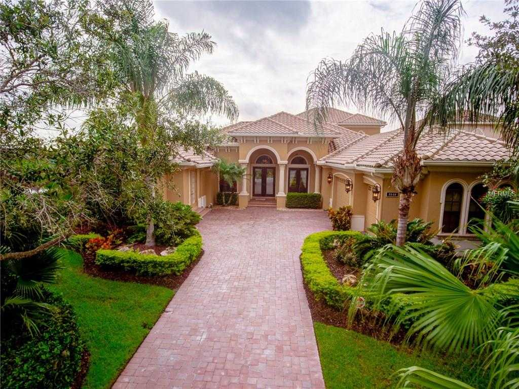 $1,300,000 - 4Br/4Ba -  for Sale in Founders Club, Sarasota
