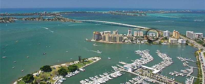 $519,000 - 2Br/2Ba -  for Sale in Harbor House, Sarasota