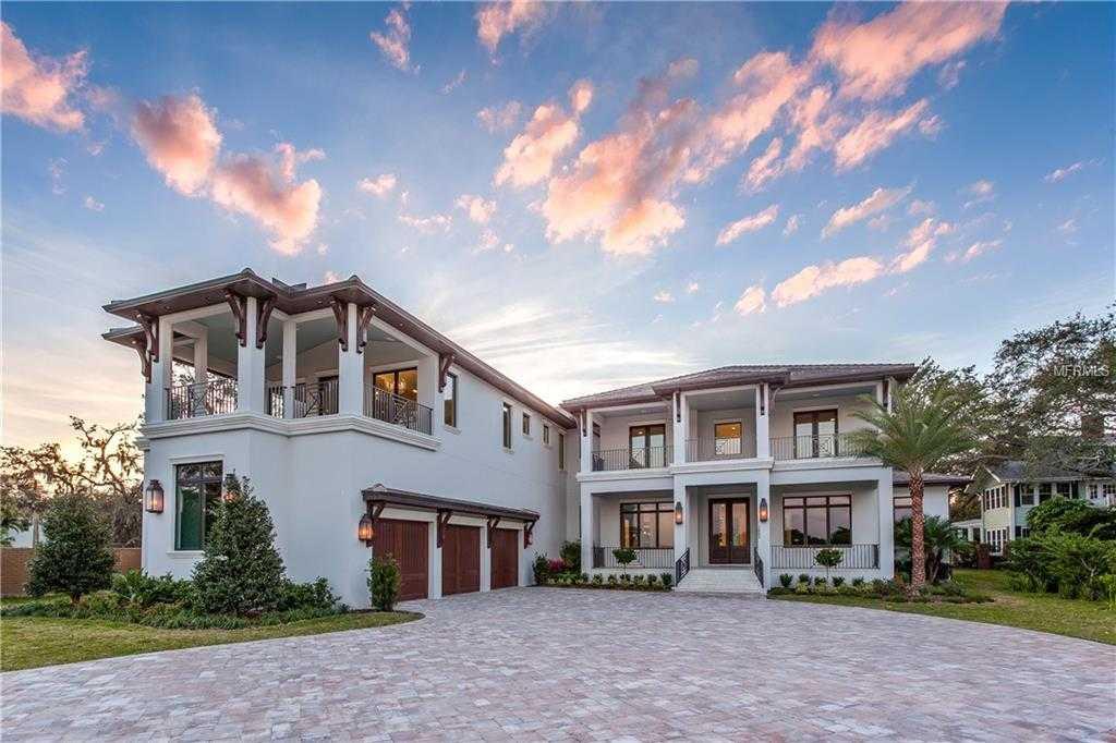 $5,850,000 - 5Br/6Ba -  for Sale in Pinehurst, Tampa