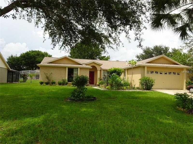 $249,900   4Br/2Ba   For Sale In Indian Ridge Unit 05, Kissimmee