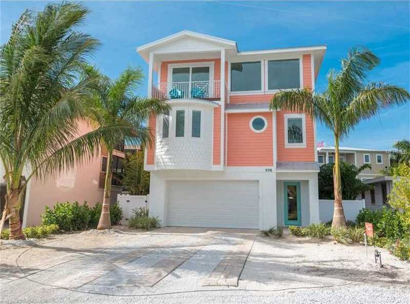 $1,399,000 - 5Br/6Ba -  for Sale in Azure Shores, Bradenton Beach